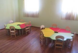 Открытие детского сада в сел. Хайхи