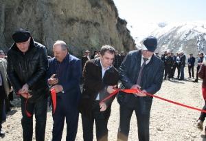Открытие Года гор в Кулинском районе