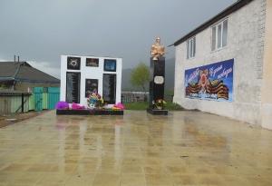 Открытие нового памятника в селе Кани_3