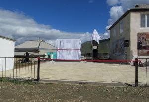 Открытие нового памятника в селе Кани_4