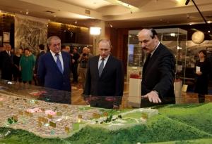 Выставка в Москве «Дербент, Дагестан, Россия»